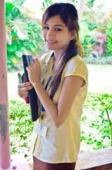 Ashna Chand, Admin and Finance.