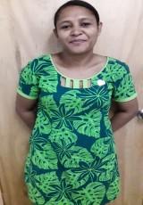Mere Rosi Kirikirikulah, Receptionist.